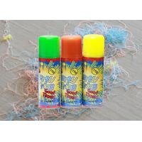 China Biodegradable Party String Spray Non Falammble 250ml Eco - Friendly No Pollution wholesale
