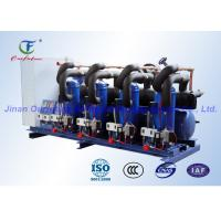 China Commercial Food Refrigeration R22 Condensing Units Danfoss Scroll Parallel wholesale