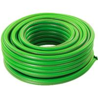 China Hot selling yellow color flexible hose pvc fiber reinforced hose on sale