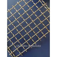 Wholesale Food Industry Crimped 6 Wire Screen Mesh  Aisi304 316L Non - Toxic Food Grade from china suppliers