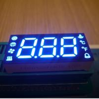 China Long Lifetime Custom LED Display Common Anode For Temperature Humidity Defrost Indicator wholesale