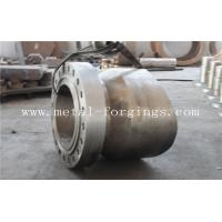 China SA350LF2 A105 F316L F304L Forged Steel Products Electrode Cutting Stainless Steel Forged Flange wholesale