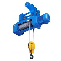 China Quadruple Hook OEM Standard Headroom Trolley Electric Wire Hoist SH Type 1/2 Fall wholesale