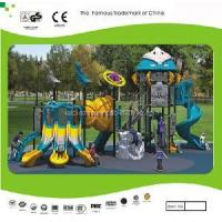 China Robot Series Outdoor Playground Equipment (KQ10104A) wholesale