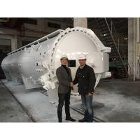 China Mechanical And Physical Pressure Composite  Autoclave , High Temperature and pressure wholesale