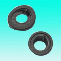 China Custom Injection Molded Plastics Parts PBT / TPE Cover For Automotive ISO9000 wholesale