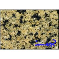 China yellow Large Grain Diamond, Tropic Brown Granite Tile & Slabs on sale