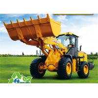 China 3000kg Rated Load Front End Wheel Loaders 1.8 m3 Bucket Capacity Operating Weight 10600kg wholesale