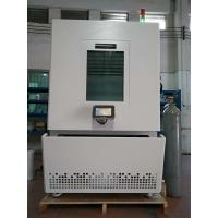 China Large Volume Vertical Temperature And Humidity Test Chamber In White Color wholesale