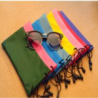 China Professional Custom Microfiber Sunglass Bag Fancy Girls Neoprene Glasses Pouch wholesale