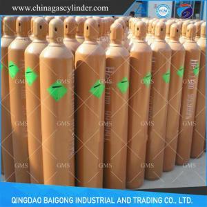 China GB5099 Standard China Seamless Steel Helium Gas Cylinder on sale