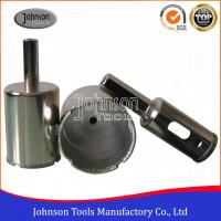 China Electroplated Diamond Tools Diamond Core Bit For Drilling Glass / Ceramic / Tile wholesale