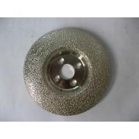China vacuum  diamond grinding wheels, cup wheels for granite. marble tools,stone tools,grinding disc on sale