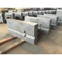 China Coal Gangue Impact Crusher Blow Bars Ceramics Metal Matrix Composites Material wholesale