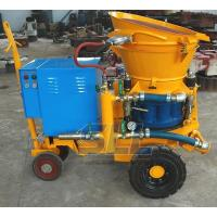 China Electric SPZ-3 Concrete Shotcrete Machine Portable Shotcrete Gunite Equipment on sale