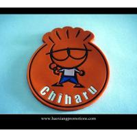 China Novelty Creative Food Safety Coffee Cup Cooling Silicone Coaster wholesale