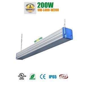 China High Voltage 347v 480v Linear High Bay LED Lighting 200w Industrial Linear Lighting on sale
