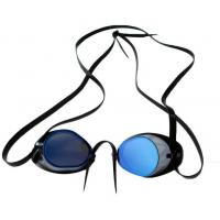 China Scuba Diving Equipment Comfortable Swim Goggles For Adults / Youth Anti - Fog wholesale