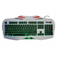 China Portable Gaming Computer Keyboard Anti Ghosting 19 Keys 1.5M USB Cable wholesale