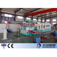 China Ps Foam Food Box Making Machine , Thermo Vacuum Forming Machine High Capacity wholesale