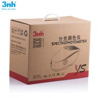 China 400 700nm color measuring spectrophotometer with color matching software 3nh YS3060 wholesale