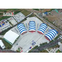 China 50x100m Aluminum Polygon Tents Outdoor Exhibition Tents , Custom Trade Show Tents wholesale