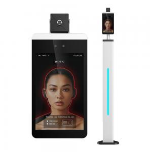 China Epidemic Prevention Non Contact Infrared Thermometer Face Recognition wholesale