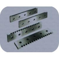China Shredder knives and shear teeth blades for Plastic, rubber on sale