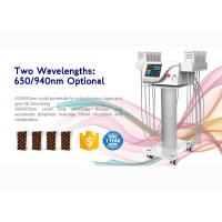 Quality Ce Approved 4d Lipo Laser Slimming Machine With 6/8/10/12/14/16 Pads for sale