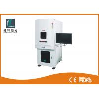 China Air Cooling UV Laser Marking Machine 3W - 5W For Agate / Crystal / Mobile Phone wholesale