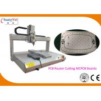 Buy cheap 5000 rpm Spindle Desktop PCB Router Machine 650mm X 450mm Working Area from wholesalers