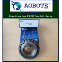 China Koyo 32312JR Tapered Roller Bearing V3 with Chrome Steel in Rolling Mill wholesale