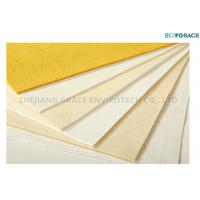 China Nonwoven P84 Needle Felt Filter Bag Used In Industry Dust Filtration wholesale