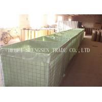 China Low Carbon Steel Wire Gabion Baskets With Hexagonal Hole For Fencing wholesale