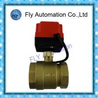 China DN50 BV2011S Electric Water Solenoid Valves G2 Three wire two control on sale