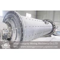 China Low Speed Grid Ball Mill Silicate Mineral Ore Benefication Equipment on sale
