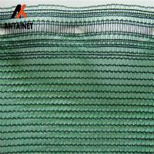Quality Fire-Retardant Construction Safety Netting Barrier Nets , Orange Debris Netting for sale