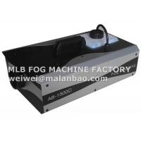 China Commercial / Industrial Stage Fog Machine Dj Fogger 46.5x22.5x19.5cm wholesale