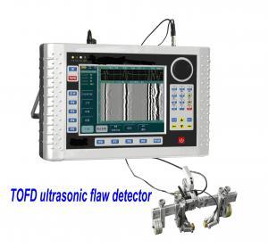 China Digital TOFD Ultrasonic Flaw Detector Negative square wave pulse adjustable TOFD400 wholesale