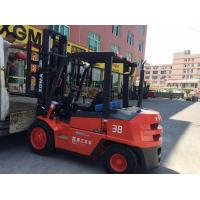 3.8 Ton Diesel Forklift Truck With Xinchai Diesel Engine 360mm/S Lifting Speed
