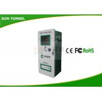 China Large Capacity Tobacco Vending Machine , Stainless Steel Cigarette Dispenser Machine on sale