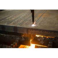 China High Precision Laser Cutting Steel Plate For Metal Cutting Machine Parts wholesale