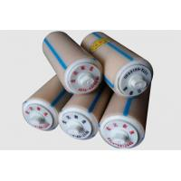 Dustproof Nylon Conveyor Rollers Diameter 89×190 Power Plant Plastic Nylon Rollers