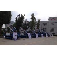China Full Hydraulic Drilling Rigs Impact Power Pipe Shed Engineering Without DTH Hammer wholesale