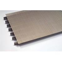 China High Porosity 304 Stainless Steel Woven Wire Mesh , Wire Cloth Mesh Sewage Disposal And MIning Industry wholesale