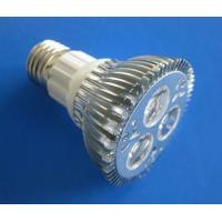 China Aluminum 6W E26 B22 PAR20 Spotlight Bulb / LED Spot Lamps 85V - 265VAC for Museums wholesale