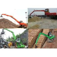 Buy cheap 118kw diesel engine Scrap handling machine for mould types at steel plants from wholesalers