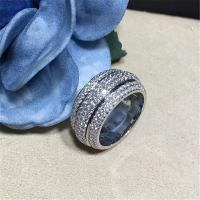 China Piaget   full diamonds ring 18kt gold  with yellow gold or white gold wholesale