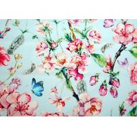 China Anti - Cracking Inkjet Cotton Canvas Custom Printing Beautiful Pattern wholesale