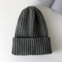 Buy cheap Candy Colors Winter Hat Women Knitted Hat Warm Soft Trendy Hat Kpop Style Wool from wholesalers